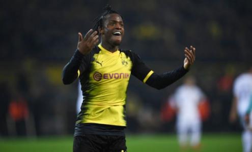 Batshuayi - Borussia Dortmund x Atalanta