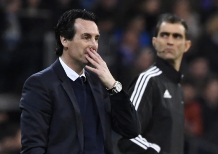 Unai Emery - Real Madrid x PSG