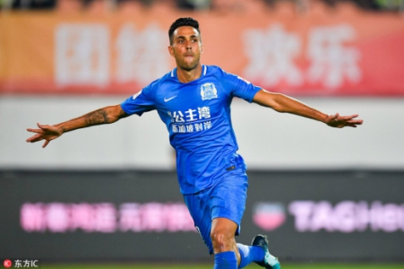 Zahavi - Guangzhou Evergrande x Guangzhou R&F