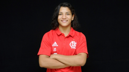 Sarah Menezes - Flamengo