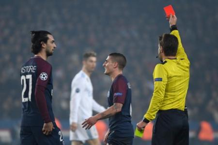 Verratti - PSG x Real Madrid