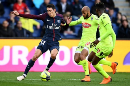 Di María - PSG x Angers