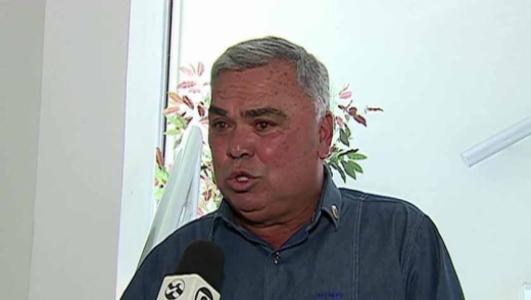 Clóvis Lucena - presidente do Central