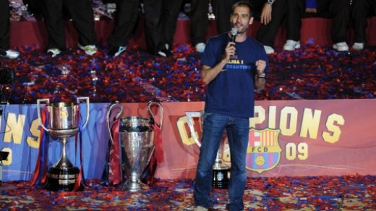 Champions League (Barcelona) Guardiola
