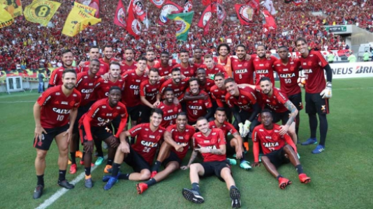 Treino aberto Flamengo