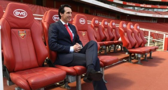 Unai Emery - Arsenal