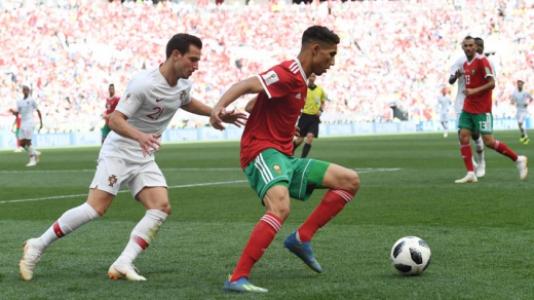 Portugal x Marrocos