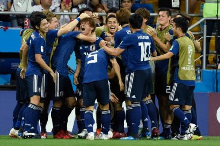 Bélgica x Japão