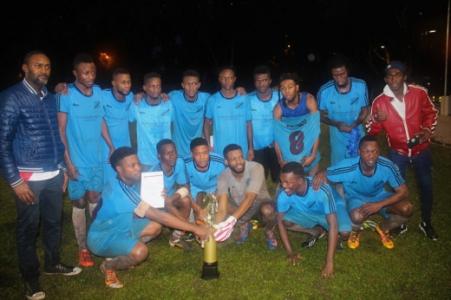 Equipe do Congo venceu o terceiro Campeonato Multicultural