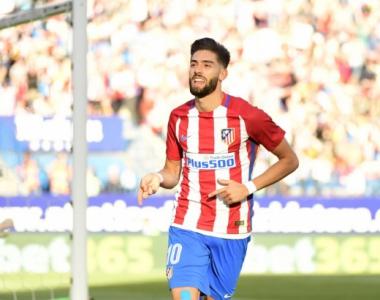 Último clube europeu do belga foi o Atlético de Madrid (Foto  AFP) e155439cb7a8b