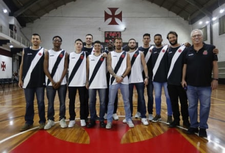 Elenco de basquete do Vasco para 2018/2019