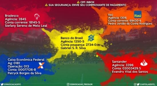 Fluminense mosaico