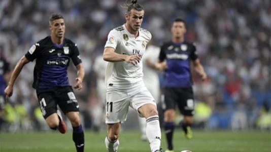 Real Madrid x Leganes
