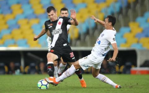 Vasco x Santos