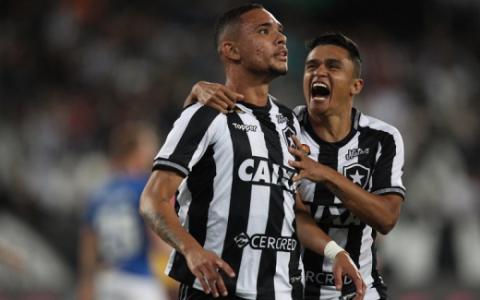 Erik + Luiz Fernando (Botafogo)