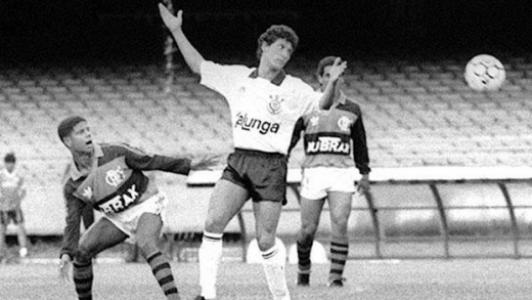 Marcelinho x Corinthians