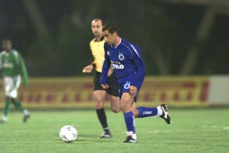 Zinho no Cruzeiro em 2003