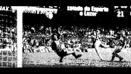 1988 vasco 3x1 flamengo - terceiro turno - gol de sorato