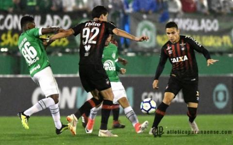 Chapecoense x Atlético-PR