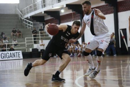 Vasco x Botafogo - Basquete