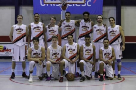 Joinville - basquete
