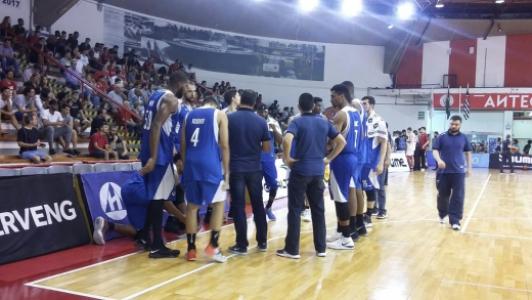 Pinheiros - basquete