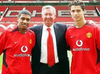 1d0bc0022a250 O bom filho a casa torna! Relembre passagem de Cristiano Ronaldo com ...