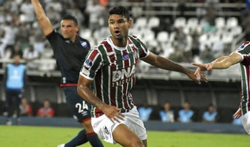 Fluminense x Nacional-URU - Gum 68e72199ab5da