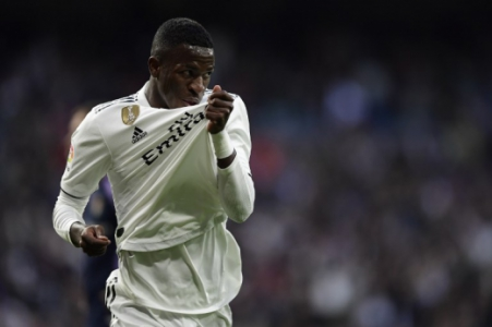 Vinicius Junior - Real Madrid x Valladolid