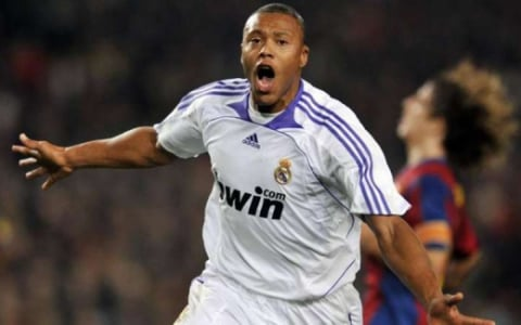 Júlio Baptista - Real Madrid