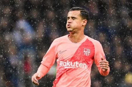 Coutinho pelo Barcelona