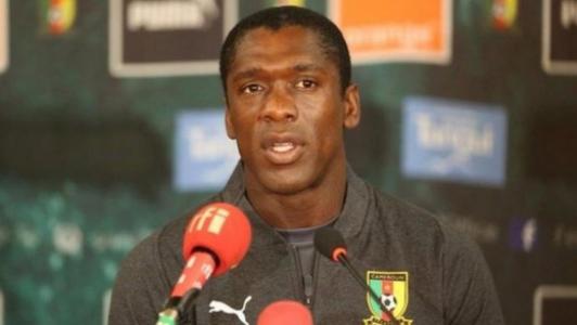 Seedorf é técnico de Camarões
