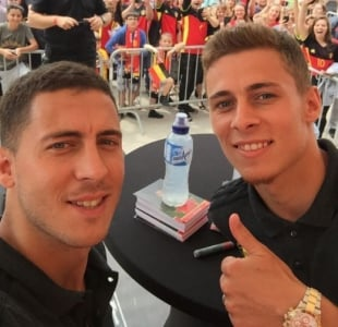 Thorgan e Eden