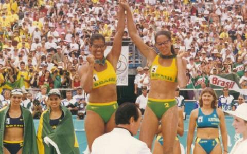 JACKIE SILVA RECEBERÁ TROFÉU ADHEMAR FERREIRA DA SILVA NO PRÊMIO BRASIL OLÍMPICO 2018