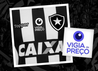 babe92e7ff Botafogo anuncia novo patrocínio de outra empresa de Felipe Neto ...