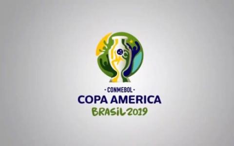 Logo Copa América 2019
