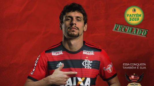 197a59b3ea87a Rodrigo Caio no Fla  Hernanes volta para o São Paulo