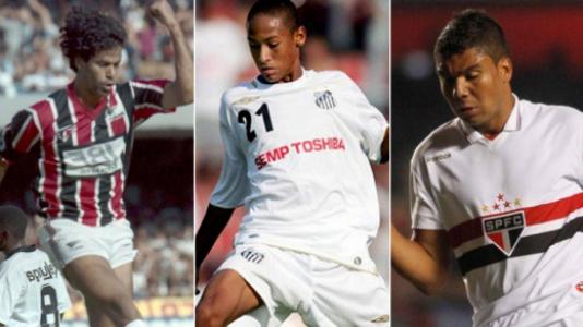 VÍDEO  Veja atletas revelados pela Copa São Paulo de Futebol Júnior ... 188187cba8d94