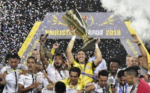 Corinthians - Campeão Paulista 2018