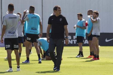 Fábio Carille Corinthians