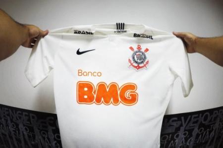 Camisa - Corinthians - BMG