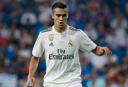 Reguilón Real Madrid
