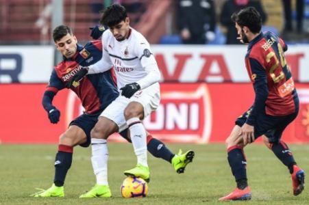 b012073151 Paquetá - Genoa x Milan