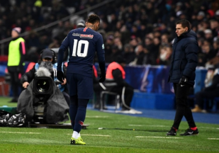 Neymar - PSG x Strasbourg