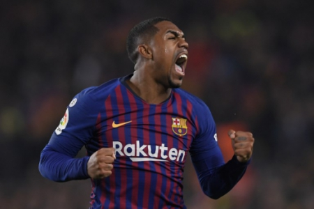Malcom - Barcelona x Real Madrid