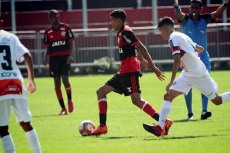 Athila Paixão - Flamengo