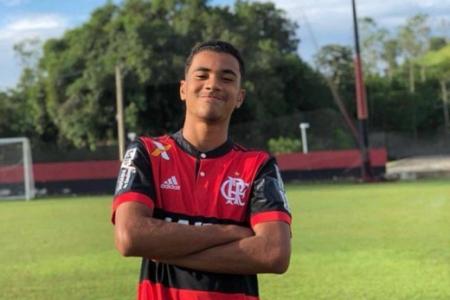 Arthur Vinicius Flamengo