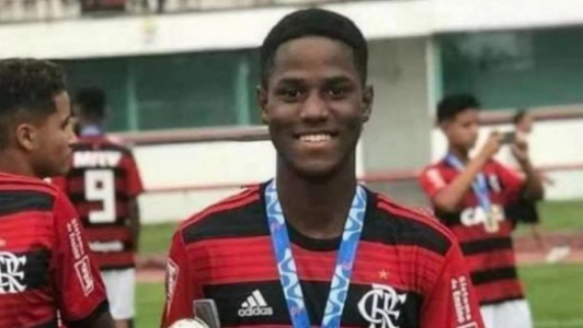 Samuel Thomas Rosa Flamengo