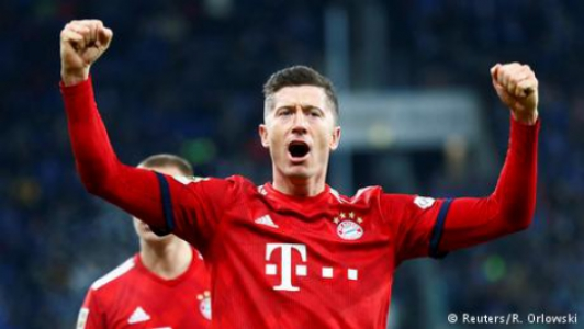 Lewandowski - Bayern de Munique