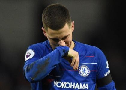 Hazard - Manchester City x Chelsea